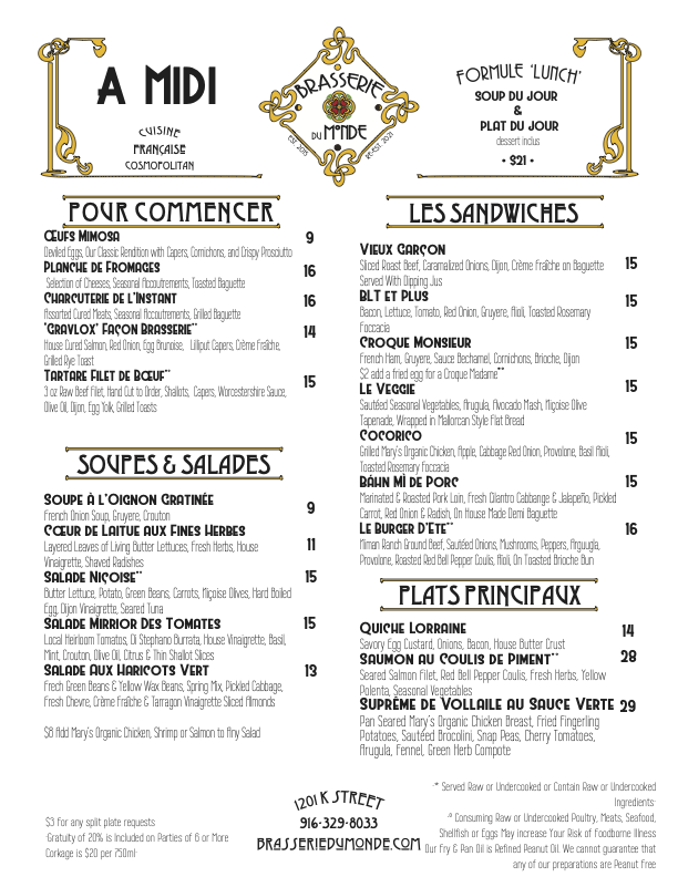 Brasserie-du-Monde-Lunch